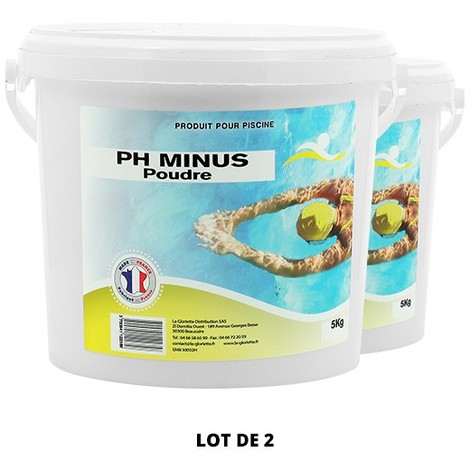 Le PH MINUS POUDRE - Swimmer - Plusieurs modèles disponibles