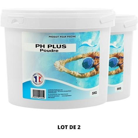 Le PH PLUS POUDRE - Swimmer - Plusieurs modèles disponibles