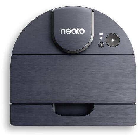 Le robot aspirateur D8 de NEATO - Bleu