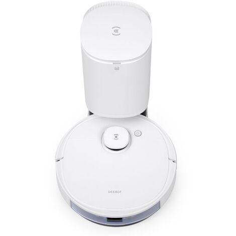 Le robot aspirateur et laveur Deebot N8 Pro+ de ECOVACS - White