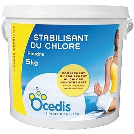 Le STABILISANT DE CHLORE OCEDIS - Ocedis - Plusieurs modèles disponibles