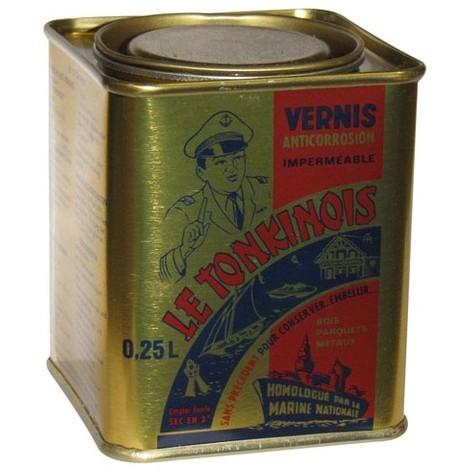 LE TONKINOIS - Vernis marin - 0.25L