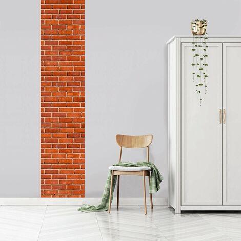 Lé vertical Brica 60 x 270 cm - Marron