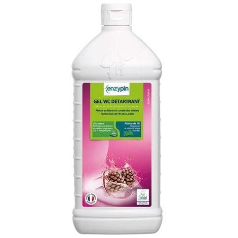 LE VRAI - Détartrant gel WC Enzypin - 1 L