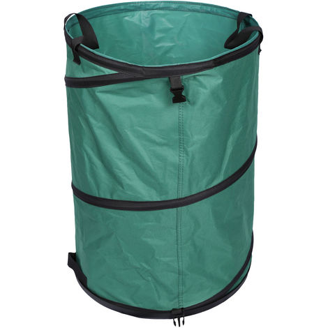 Leaf Bag 47x68 Heavy Duty Garden Bag Baseplate Waste Bag Lawn Bag Garden Waste Bag Reusable