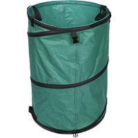 Leaf Bag 47x68 Heavy Duty Garden Bag Baseplate Waste Bag Lawn Bag Garden Waste Bag Reusable