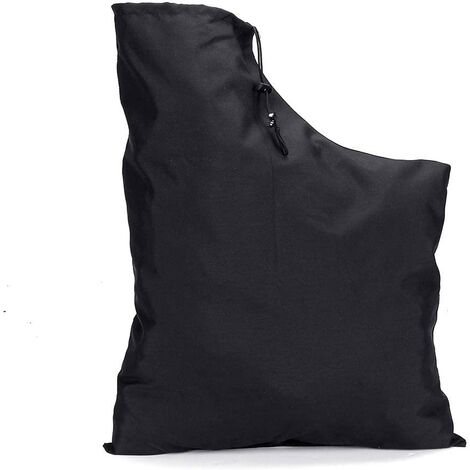 "main image of ""Leaf Blower Vacuum Bag, Leaf Blower Vacuum Bottom Vacuum Dump Bag For Polyester Leaf Blower, For Ultra Leaf Blowers And Vacuums"""
