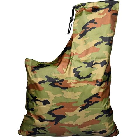 """main image of """"Leaf Blower Vacuum Cleaner Bag, Corrosion Resistant Leaf Blower Vacuum Bag Blower Grinder Bag for Leaf Blowers and Vacuums"""""""