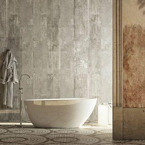 Leafy vasca da bagno freestanding 160 x 70,5 x 63 Gelcoat-Lux® bianco lucido