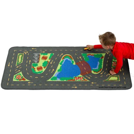 Learning Carpet - Drive Around The Park