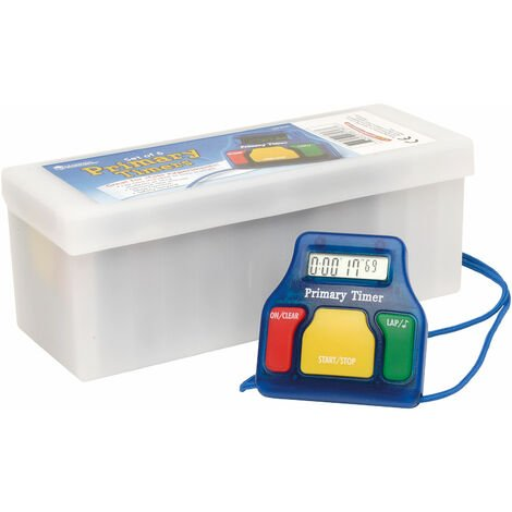 Learning Resources Primary Timers Set of 6