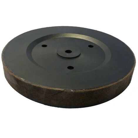 LEATHER HONING DISC Ø225 SHARPENING DISC FOR SCHEPPACH TIGER 2000S 3000VS