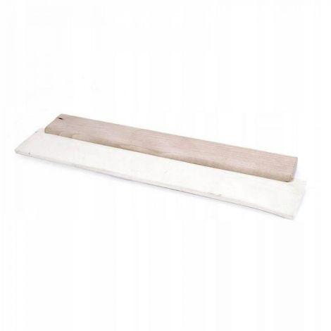 Lechada de goma, lechada, goma, masilla, 25 cm.