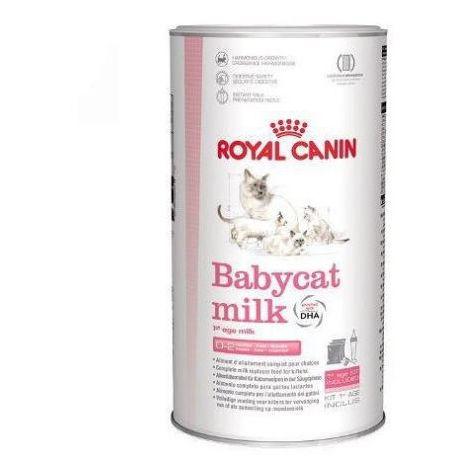 Leche rica en proteínas ROYAL CANIN BABYCAT MILK 300g para gatitos