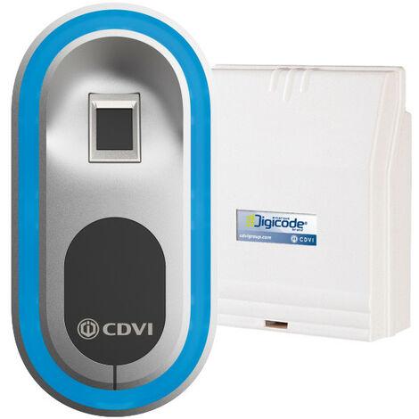 Lecteur biométrique CDVI Empreintes digitales BIOSYS1