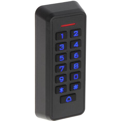 Lecteur de badge RFID avec clavier à code et Wifi compatible eWelink - Atlo