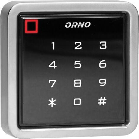 Lecteur RFID 125khz étanche IP68 avec sortie relais 3A - Orno