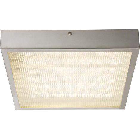 LED 16 Watt Deckenlampe mit satiniertem Lampenschirm COREY