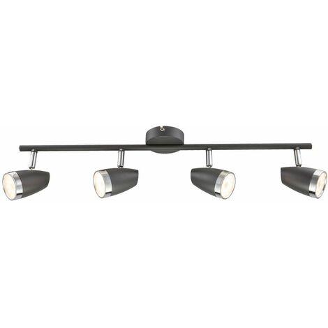 LED 16W luz de techo proyector lámpara de iluminación portátil Globo 56110-4