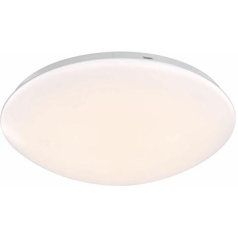 LED 18W lámpara de techo de la oficina salón comedor luz de la lámpara de techo Globo Kirsten 41673