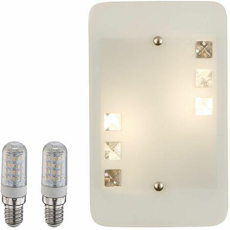 LED 6 vatios diseño lámpara de pared luz metal iluminación vidrio pasillo pasillo sala de estar