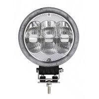 """LED 7"""" Zusatz Fernscheinwerfer + Standlicht mit Straßenzulassung"""
