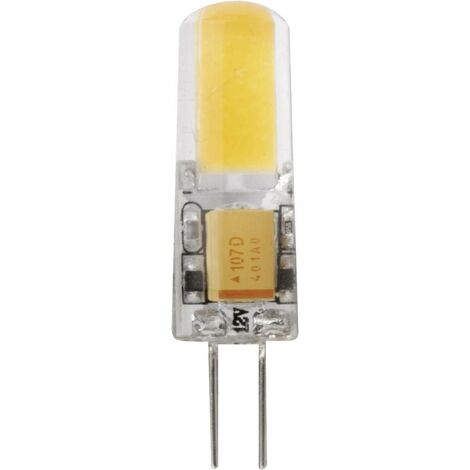 LED à broches G4 1.8 W = 18 W blanc chaud D316991
