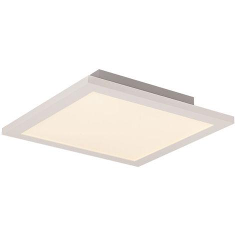 LED A plafonnier plafonnier éclairage de salon ALU lampe de projecteur blanc Globo 41604D1