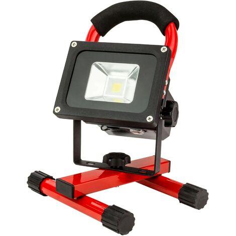 EINHELL Akku LED Arbeits Lampe Leuchte Camping Sport und Outdoor