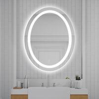 Led wandspiegel badezimmerspiegel zu Top-Preisen