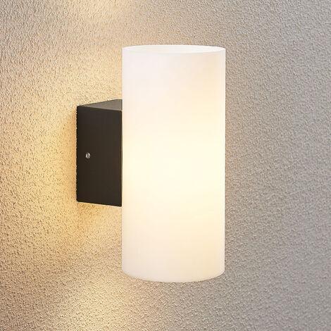 """DEL Lampe Extérieur Mur /""""Lorelle/"""" Projecteur murale éclairage extérieur Projecteur Mural Alu"""