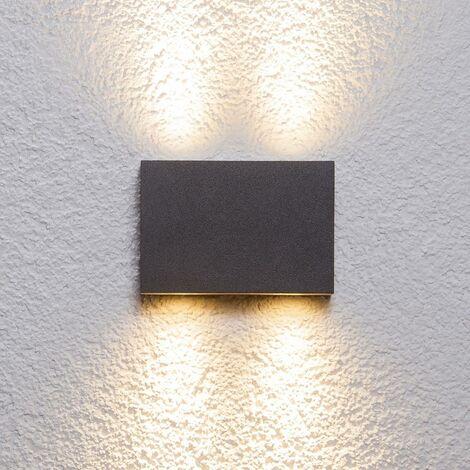 'henor' Exterieur En Led Aluminium Applique lTcJuFK13