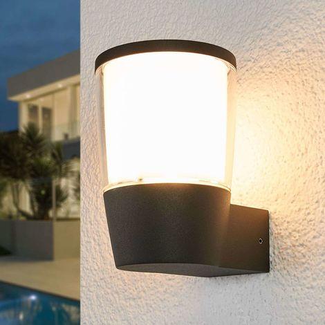 LED Applique Exterieur 'Melania' en aluminium