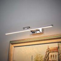 LED Applique Murale 'Elif' en métal pour salon & salle à manger