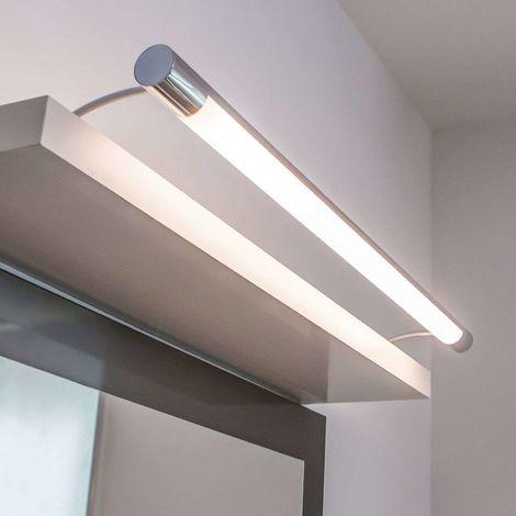 LED Applique Murale \'Martha\' en aluminium pour salle de bain