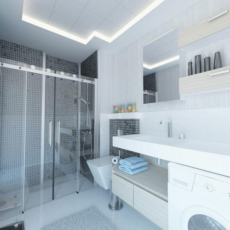 RGB LED Effekt Festzelt Hänge Leuchte Farbwechsel Beleuchtung Lichtspiel Pendel