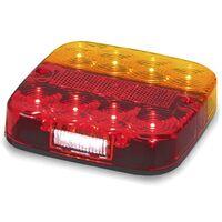 LED Autolamps Luz trasera de combinación LED plástico 99AR