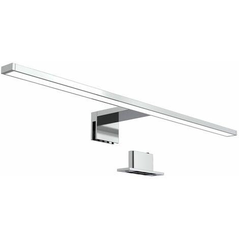 LED Badezimmer Beleuchtung Bad Spiegel-Leuchte Aufbau-Lampe IP44 Schminklicht