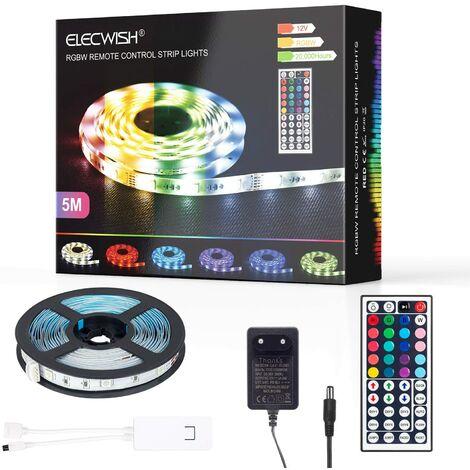 LED-Bänder LED-Streifen Licht Multicolor RGB LED-Streifen Licht mit Fernbedienung
