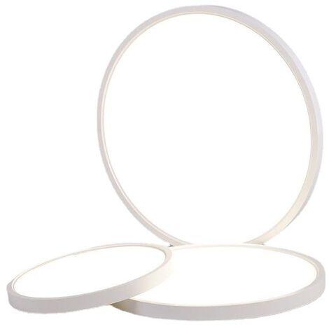 "main image of ""LED bathroom ceiling light 18 W 1800 lm Round Ultra thin IP44 Waterproof For bathroom, living room, children's room, bedroom, cellar, hallway, balcony 4000 K Neutral white Diameter 30 cm [Energy class A +]"""