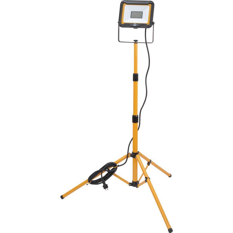 Brennenstuhl Hugo Gmbh&co Kommanditgesellschaft - Brennenstuhl Stativ LED Strahler JARO 5000 T 4770lm 50W IP65 - BRENNENSTUHL HUGO GMBH & CO
