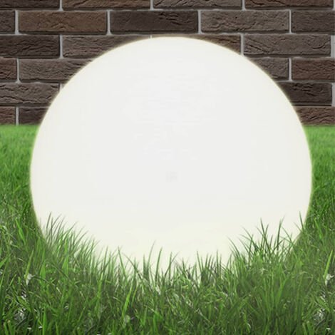LED Bowl Lamp Spherical 50 cm PMMA