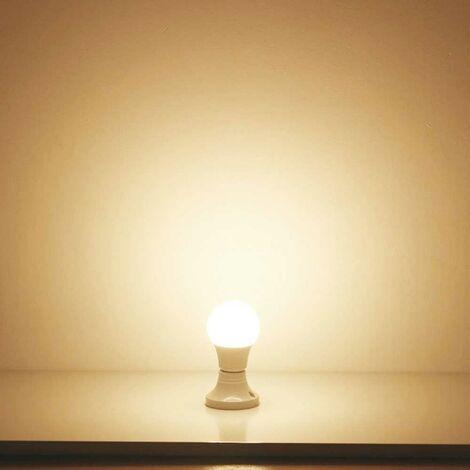 LED Bulb- 10W GLS A60 LED Thermoplastic Lamp B22 6000K (pack of 10 units)
