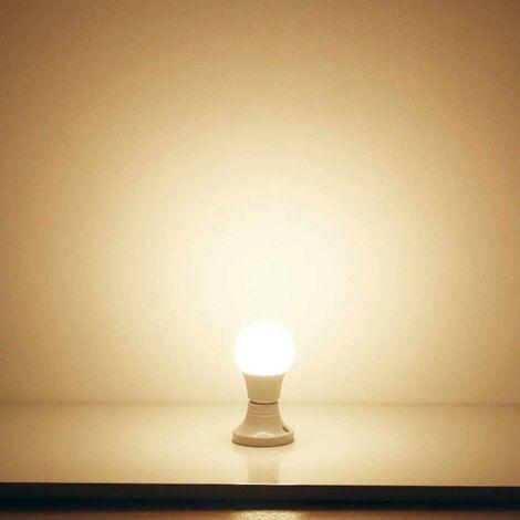 LED Bulb- 12W GLS A60 LED Thermoplastic Lamp B22 3000K (pack of 10 units)