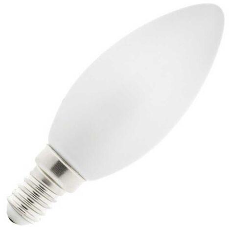 LED Bulb- 4W LED Candle Lamp E14 6000K (pack of 10 units)