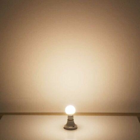 LED Bulb- 4W LED Golf Bulb E14 P45 3000K (pack of 10 units)