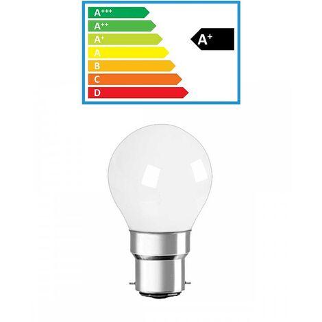 LED Bulb- 4W LED Golf Lamp B22 3000K (pack of 10 units)