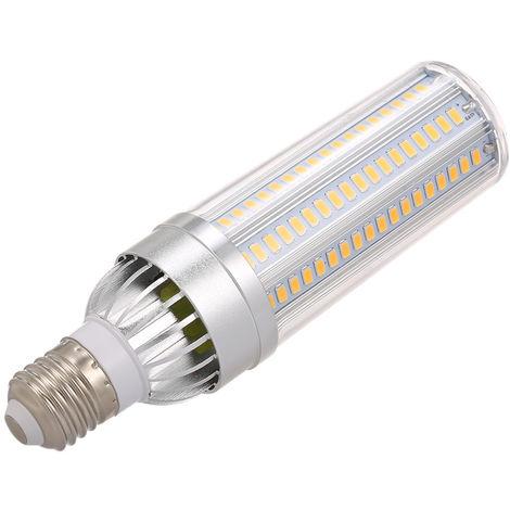 LED bulbo del maiz brillante estupendo Bombillas LED blanco calido E27 350W incandescente equivalente no regulable, 50W