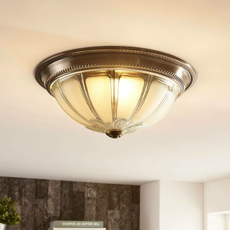 LED ceiling light Henja, dimmable to 4 levels