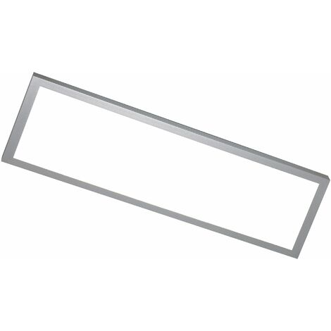 LED Ceiling Light 'Livel' dimmable (modern) in White for e.g. Kitchen (1 light source, A+) from Lindby | ceiling lamp, lamp